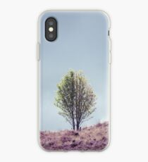 Alone in the Heather (Cat Burton Photography) iPhone Case