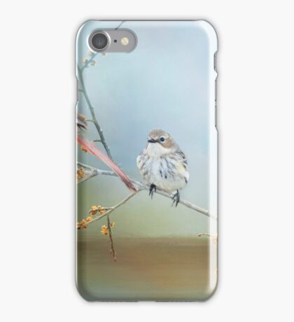 Feathered Friends iPhone Case/Skin