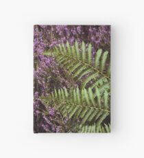 Heather and Fern (Cat Burton Photography) Hardcover Journal
