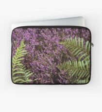 Heather and Fern Laptop Sleeve