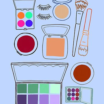 Makeup #2 by VibrantVibe