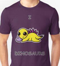 Chibi Dinosaur 4.1 Unisex T-Shirt