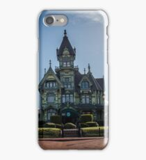 Carson Mansion iPhone Case/Skin