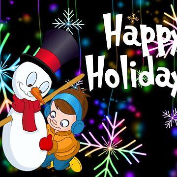 Happy Holidays 7 by killian8921