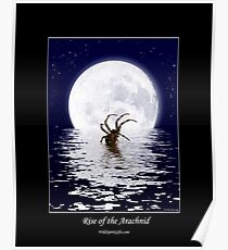 Rise of the Arachnid Poster