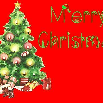 Merry Christmas 2 by killian8921