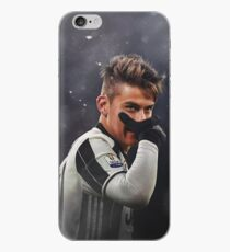 Paulo Dybala Maske 3 iPhone-Hülle & Cover
