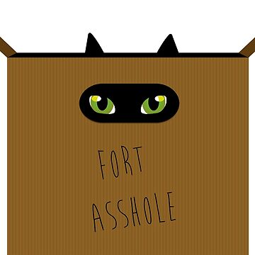 Fort Asshole by Missajrolls