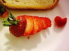 Yummy strawberry  by amak