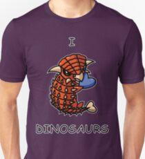 Chibi Dinosaur 6.1 Unisex T-Shirt