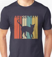 Abyssinian Cat Unisex T-Shirt