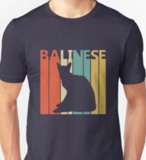 Balinese Cat Unisex T-Shirt