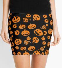 Pumpkins Mini Skirt