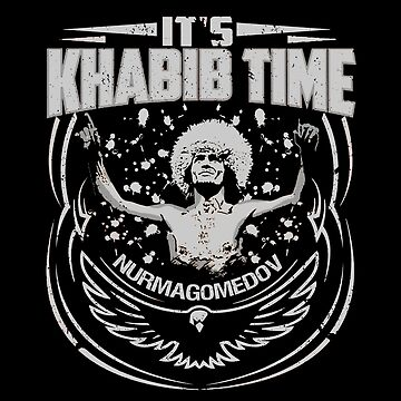 Khabib Team Eagle by brandyhoocker