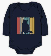 Britisch Kurzhaar Katze Baby Body Langarm