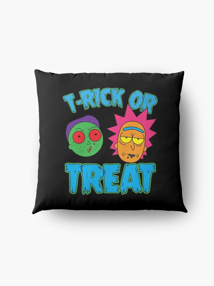 Alternate view of T-Rick Or TREAT Floor Pillow