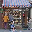 Where's the toy shop Grandma? Perth, Western Australia (Y) by Adrian Paul