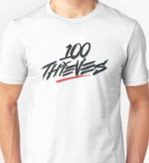 100Thieves Logo Unisex T-Shirt