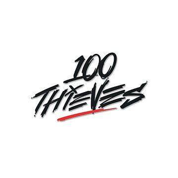 100Thieves Logo by Swest2