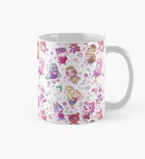 Animal Crossing Pattern Classic Mug