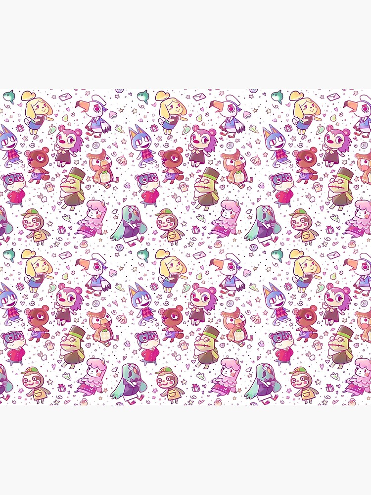 Animal Crossing Pattern by windurr