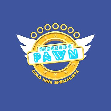 Hedgehog Pawn Shop by GoMerchBubble
