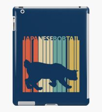 Japanese Bobtail Cat iPad Case/Skin