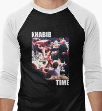 KHABIB TIME Men's Baseball ¾ T-Shirt