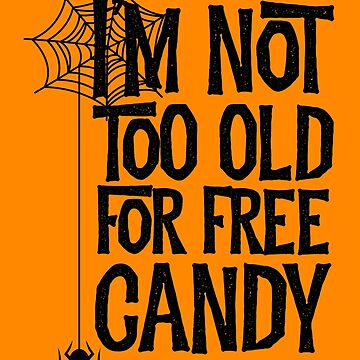 FREE CANDY HALLOWEEN by tshirtsclick