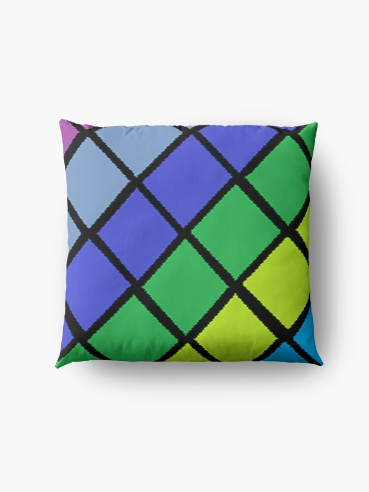 Alternate view of colour splash Floor Pillow