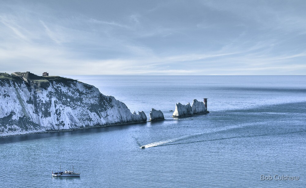 The Needles 1 by Bob Culshaw