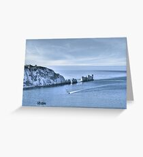 The Needles 1 Greeting Card