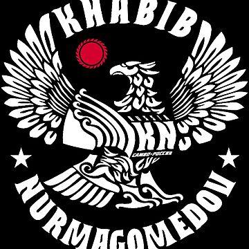 Khabib Nurmagomedov Legacy White by MillSociety
