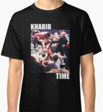 khabib jumping from the cage Classic T-Shirt