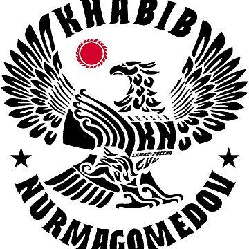 Khabib Nurmagomedov Legacy Black by MillSociety