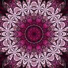Purple Patterned Kaleidoscope by fantasytripp