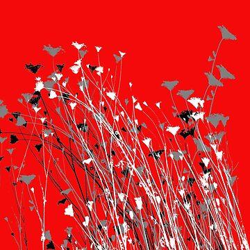 Sierra Wild Flowers No.3 by BryanSoCal