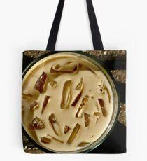 Iced Café Mocha Tote Bag