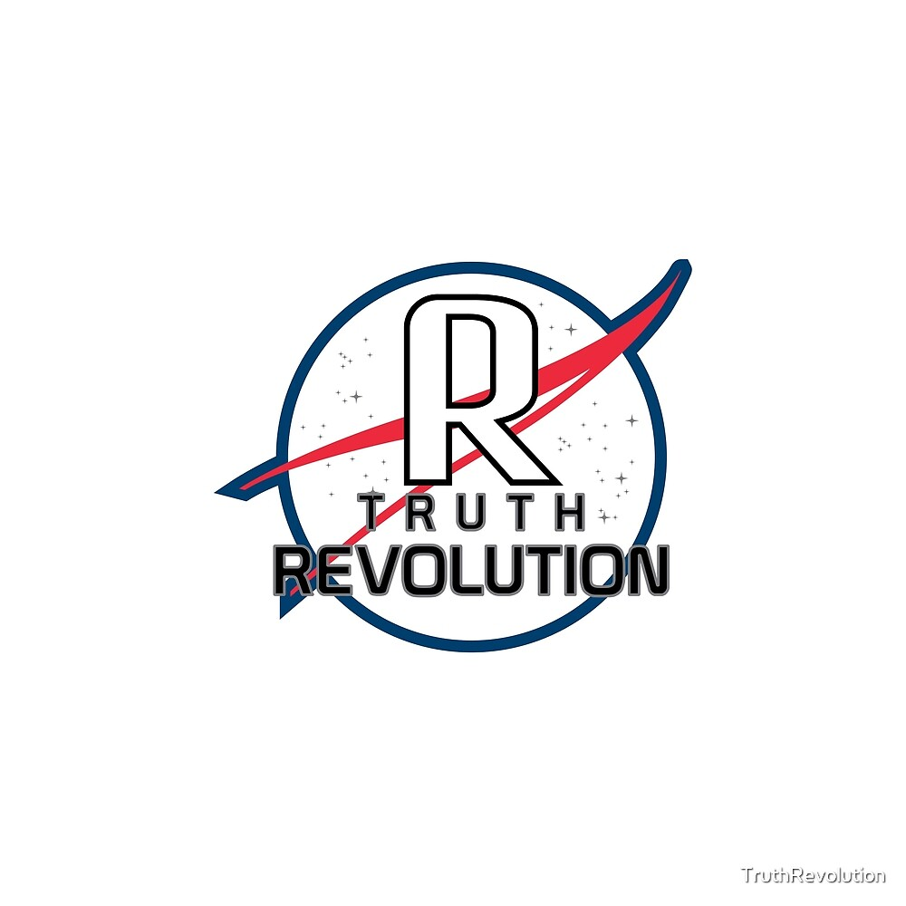 Truth Revolution Space Agency Logo 3 by TruthRevolution