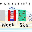 GBBO Style: Week 6 by lauriepink