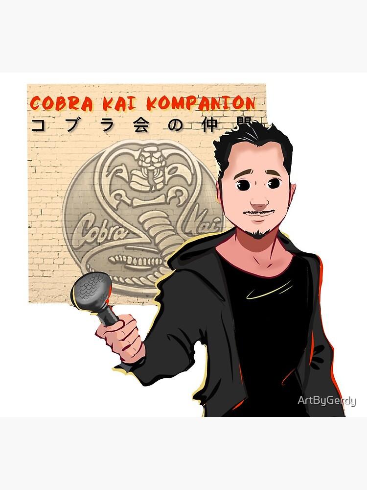 Kobra Kai Kompanion von ArtByGerdy
