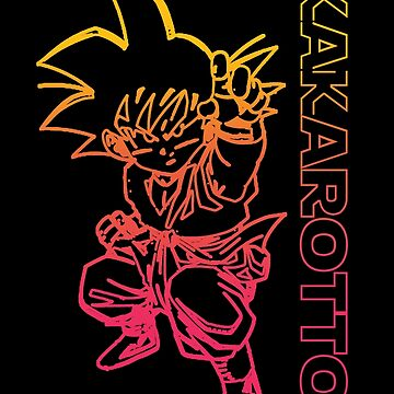 Kakarotto. by Designeatore