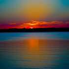 Texoma Sunset by Asiantiger247