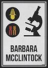 «BARBARA MCCLINTOCK - Mujeres en la ciencia» de Hydrogene
