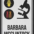 BARBARA MCCLINTOCK - Women in Science by Hydrogene