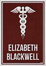 «ELIZABETH BLACKWELL - Mujeres en la ciencia» de Hydrogene