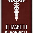 ELIZABETH BLACKWELL - Women in Science by Hydrogene
