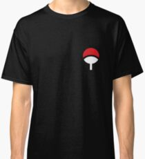 Camiseta clásica UCHIHA CLAN LITTLE LOGO