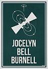 «JOCELYN BELL BURNELL - Mujeres en la ciencia» de Hydrogene