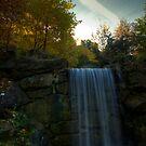Autumn Falls by Stefan Trenker